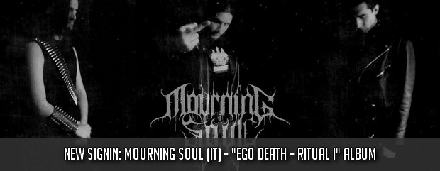 Signature Mourning Soul