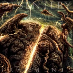 """Dysentery - """"Fragments"""" CD"""