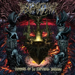 """Decimation - """"Anthems of an Empyreal Dominion"""" CD"""