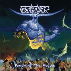 "Persiversifier - ""Perverting The Masses"" CD"