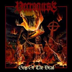 "Necrocurse - ""Grip of The Dead"" CD"