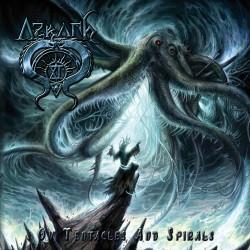 """Azrath XI - """"Ov Tentacles and Spirals"""" CD"""