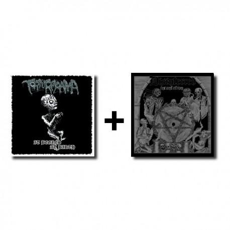 BUNDLE - BELGIAN DEATH METAL - 2CDS