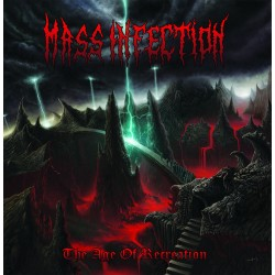 """Mass Infection - """"The Age of Recreation"""" CD"""