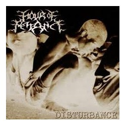 "Hour of Penance - ""Disturbance"" (It) CD"