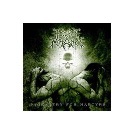 """Hour of Penance - """"Pageantry For Martyrs"""" (It) CD"""